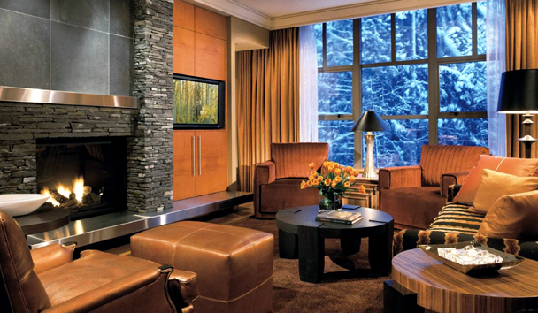 Four Seasons Resort Whistler & Residences: Three Bedroom and Den Residence
