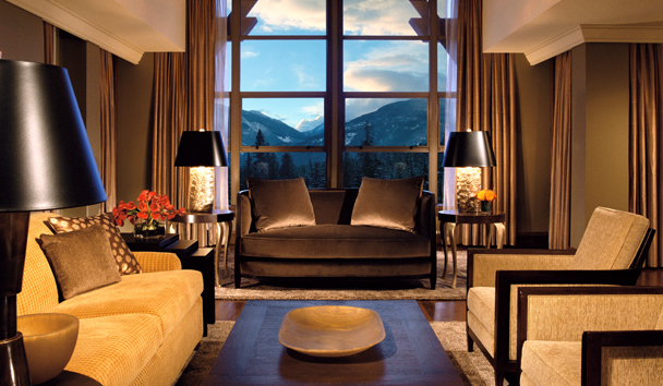 Four Seasons Resort Whistler & Residences: Four Bedroom and Den Residence