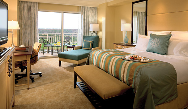 The Ritz-Carlton Orlando, Grande Lakes: Garden View Room