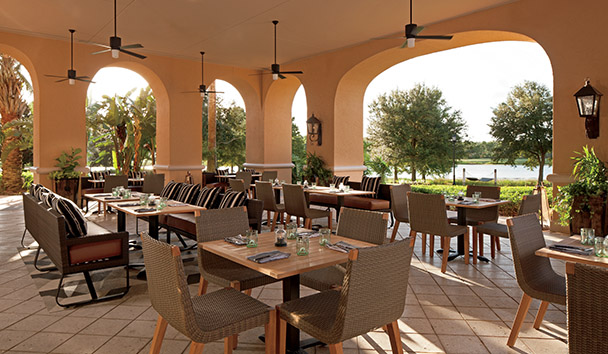 The Ritz-Carlton Orlando, Grande Lakes: Dining