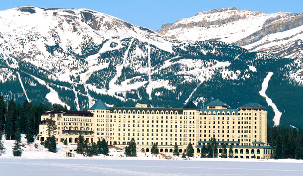 Fairmont Chateau Lake Louise, Canada
