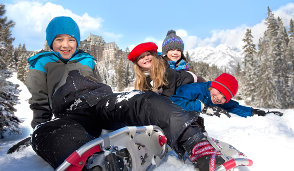Fairmont Banff Springs: Banff Springs Kids' Club