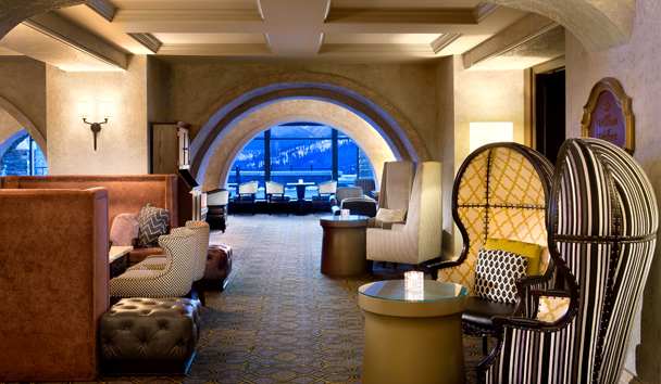 Fairmont Banff Springs: Rundle Lounge