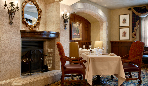 Fairmont Banff Springs: The Banffshire Club