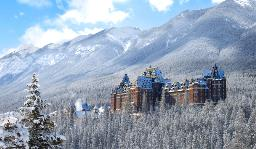 The Fairmont Banff Springs , Canada