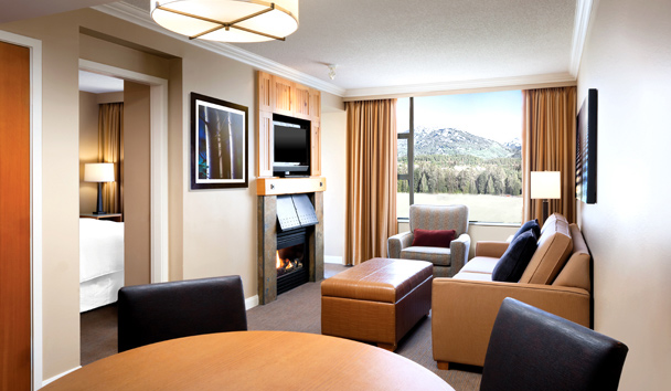 The Westin Resort And Spa: One Bedroom Suite