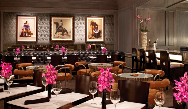 St. Regis Aspen Resort: Shadow Mountain Lounge