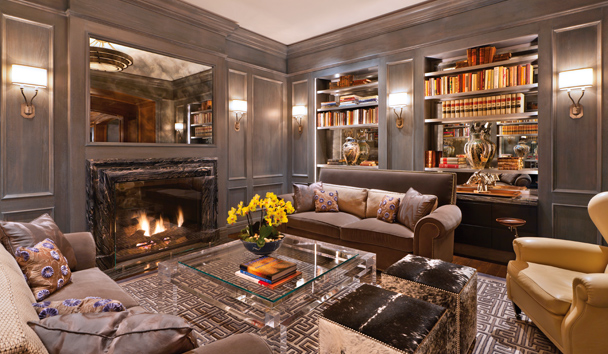 St. Regis Aspen Resort: Library