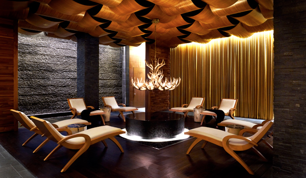 Viceroy Snowmass: Spa Relaxation Lounge