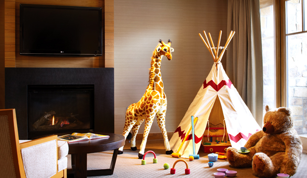 Viceroy Snowmass: Apartment Children's Room