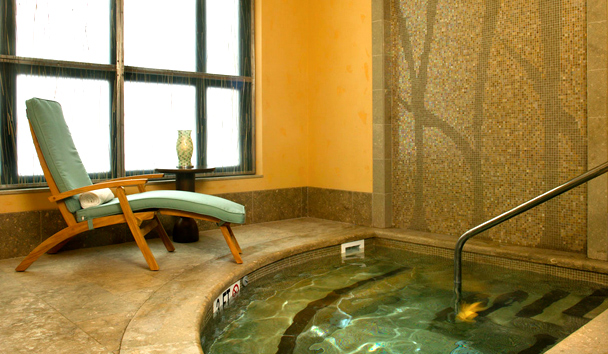 Park Hyatt Beaver Creek Resort and Spa®: Allegria Spa - Aqua Sanitas Calidarium
