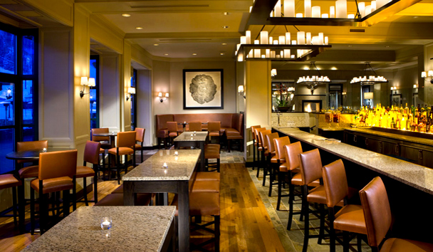 Park Hyatt Beaver Creek Resort and Spa®: 8100 Mountainside Bar