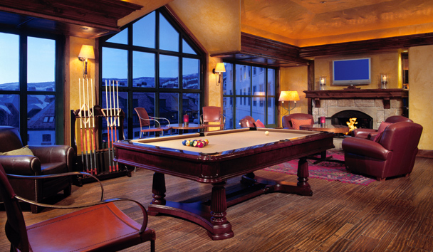 Park Hyatt Beaver Creek Resort and Spa®: 8100 Mountainside Billiards
