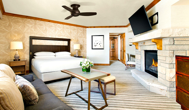 Park Hyatt Beaver Creek Resort and Spa®: Park Fireside Suite