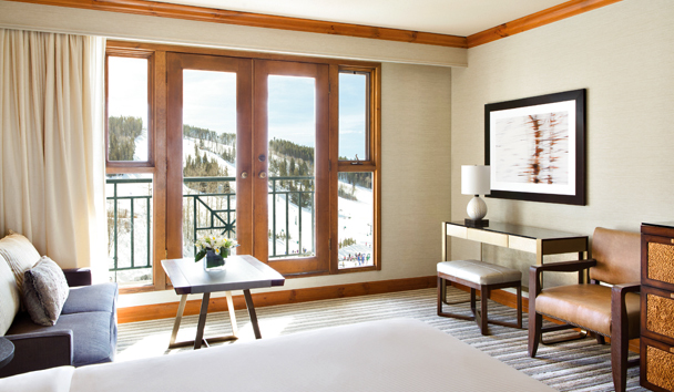 Park Hyatt Beaver Creek Resort and Spa®: Slopeside Double