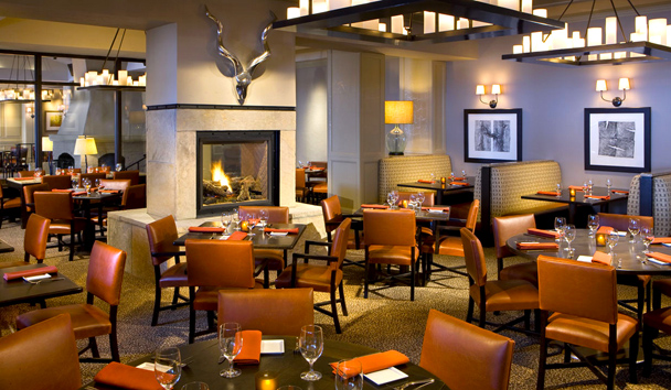 Park Hyatt Beaver Creek Resort and Spa®: 8100 Mountainside Grill