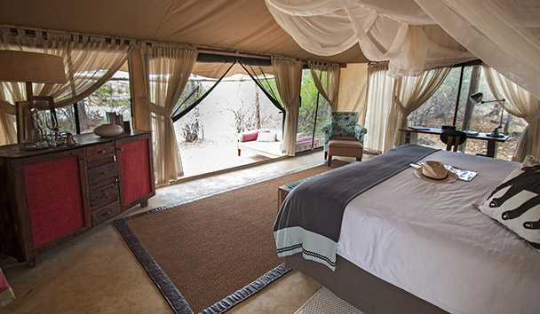 Monkey Tented Villa
