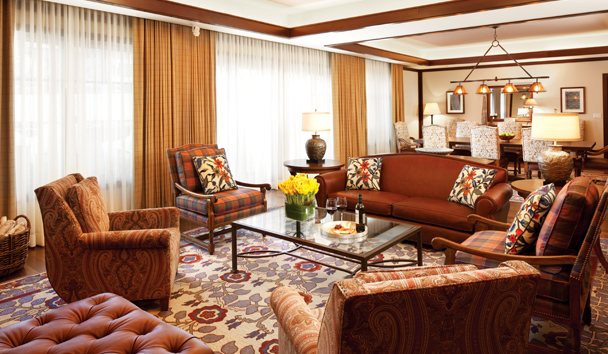 Four Seasons Resort and Residences Vail: Gore Range Suite