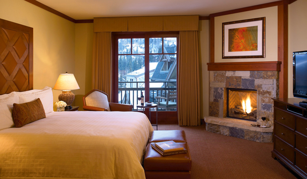 Four Seasons Resort and Residences Vail: Mountain View Room