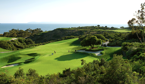 The Resort at Pelican Hill: Ocean South Golf Course designed by Tom Fazio