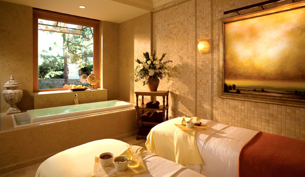 The Resort at Pelican Hill: Spa Couples Treatment Room
