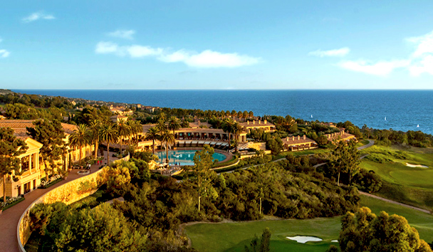 The Resort At Pelican Hill: View from the Restaurant