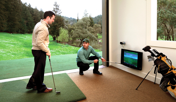 Meadowood Napa Valley: Golf Studio