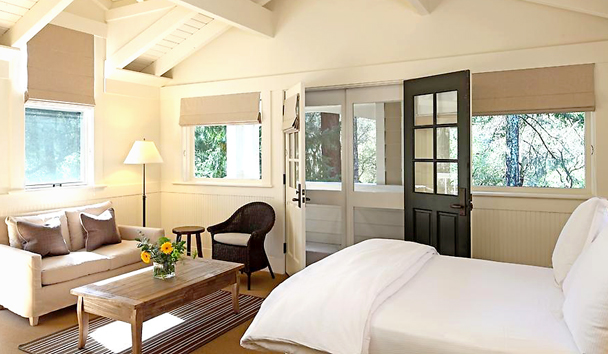 Meadowood Napa Valley: Cottage Room