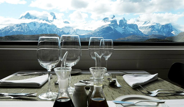 Explora Patagonia: Dining Room
