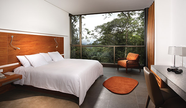 Mashpi Lodge: Wayra Room