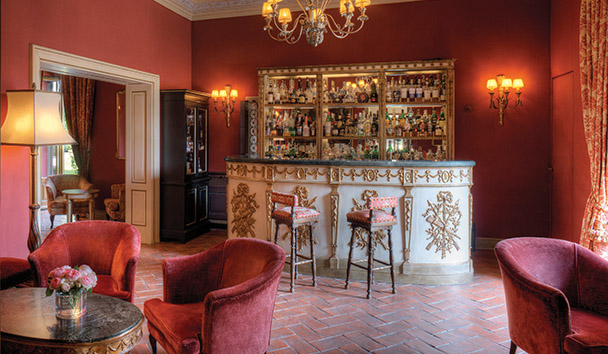 Villa La Massa: The Medicean Bar
