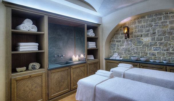Villa La Massa: Arno Spa Couple's Treatment Room