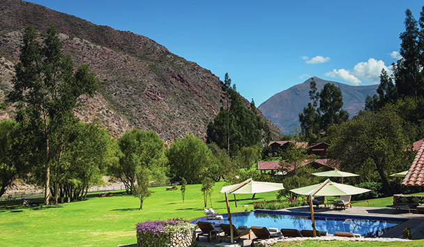Belmond Hotel Rio Sagrado: Swimming Pool