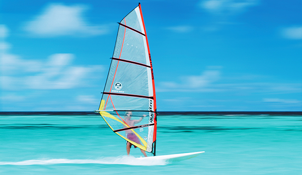 Four Seasons Explorer: Windsurfing