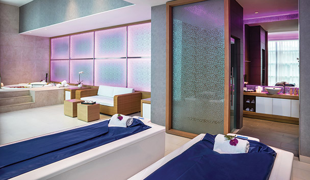 The St. Regis Chengdu: Iridium Spa