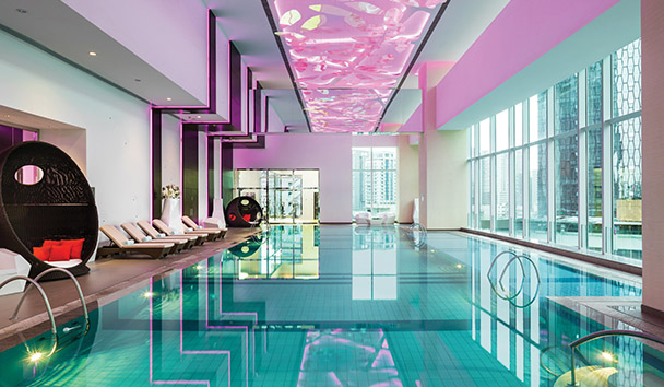 The St. Regis Chengdu: The St. Regis Athletic Club
