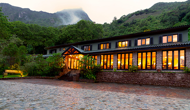 Belmond Sanctuary Lodge, Peru