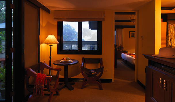 Belmond Sanctuary Lodge: Presidential Suite