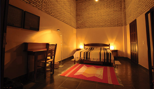 Fazenda Barranco Alto: Bedroom