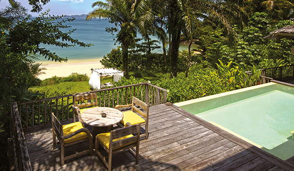 Six Senses Yao Noi: Beachfront Pool Villa Suite