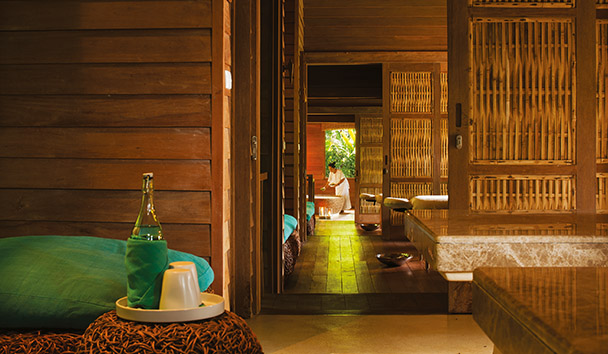 Six Senses Yao Noi: Spa Long House