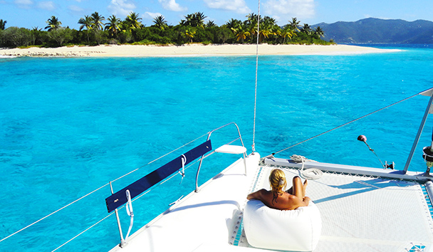 Dreaming On , The British Virgin Islands