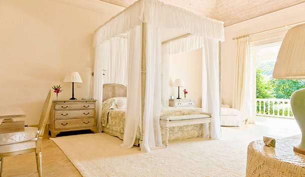 Plantation House: Bedroom