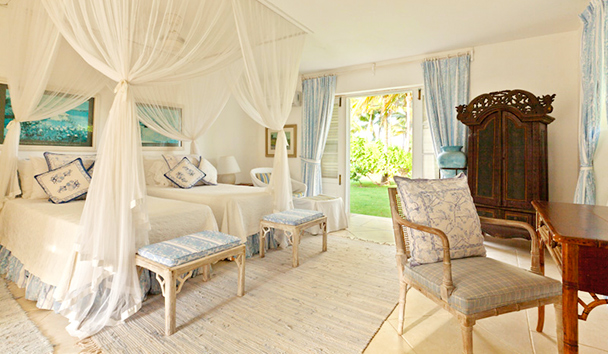 Sea Star: Twin Bedroom