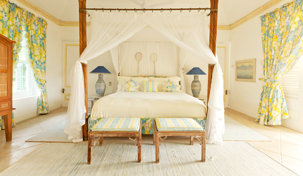Sea Star: Master Bedroom