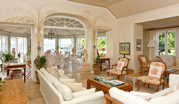 Sea Star: Living Room