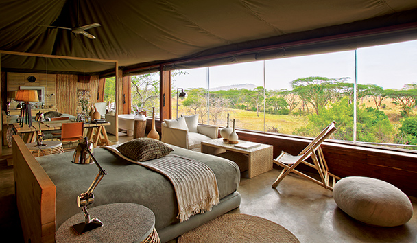 Singita Faru Faru Lodge: Villa Suite