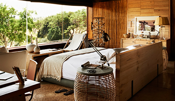 Singita Faru Faru Lodge: Suite Bedroom