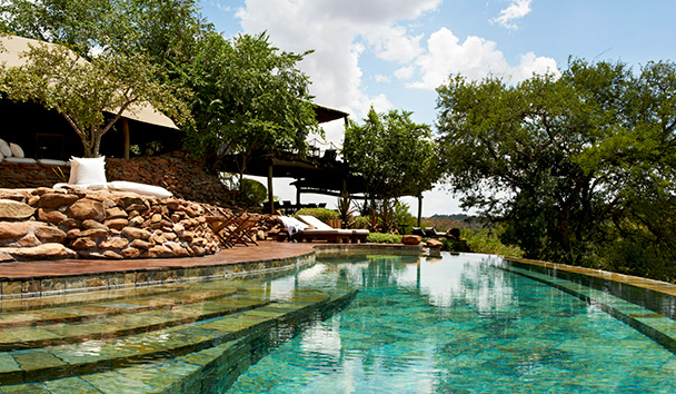 Singita Faru Faru Lodge: Outdoor Pool