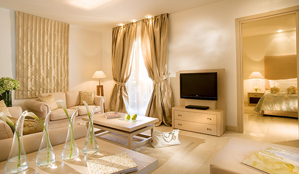 Porto Sani: Two Bedroom Family Suite